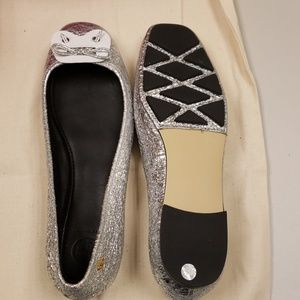Authentic Tory Burch Shoes with box and bag